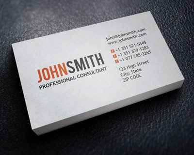 business cards limerick