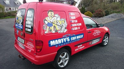 van graphics limerick